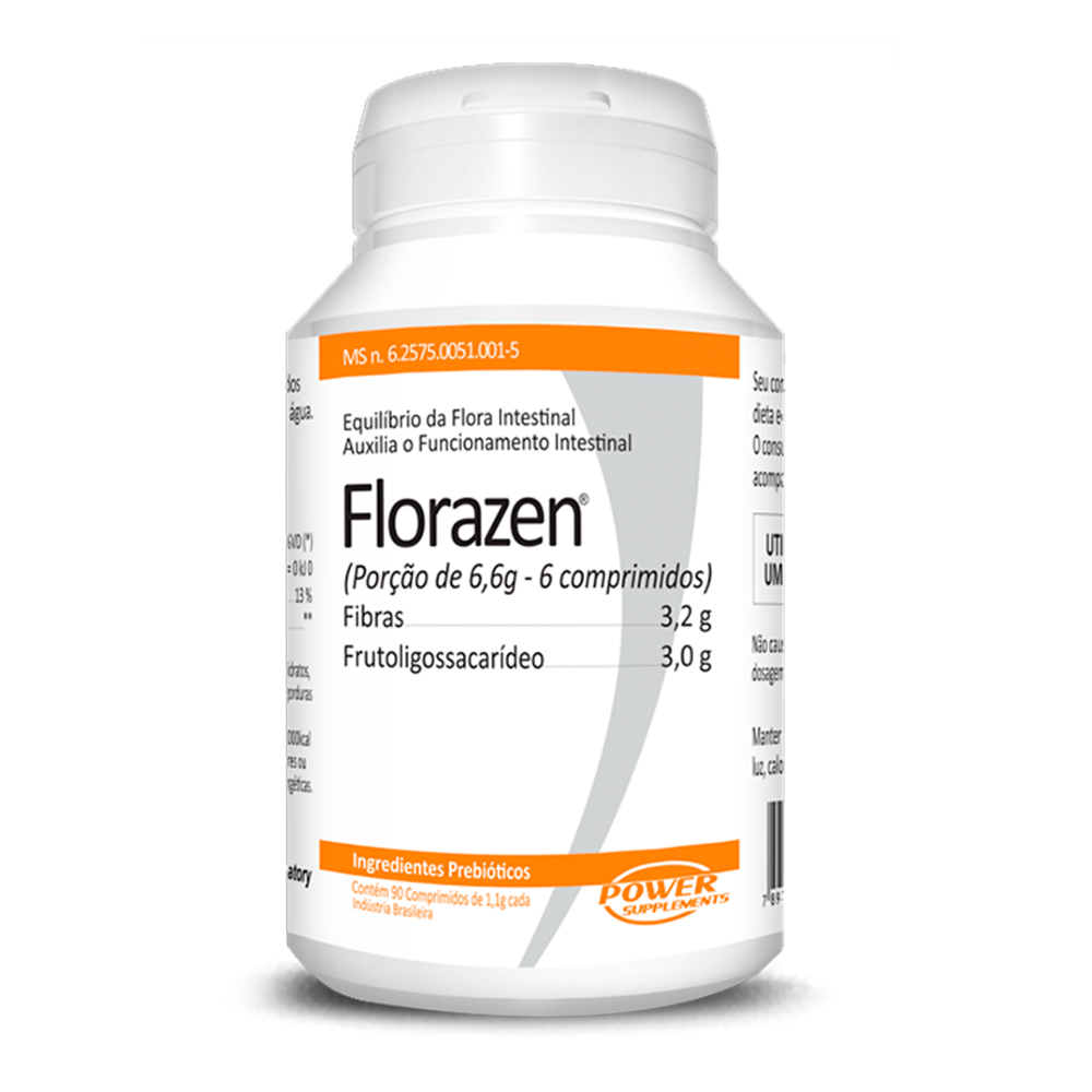 Florazen Inibidor 90 Caps - Power Supplements