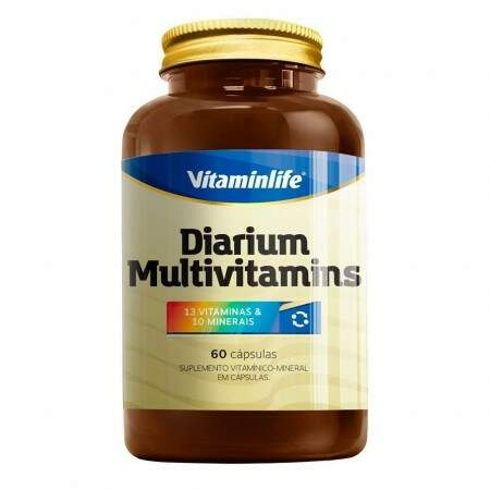 Diarium Multivitamins 60 Caps - Vitaminlife