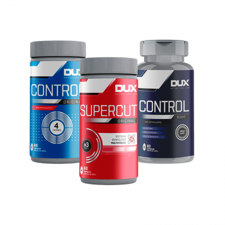 Kit Emagrecimento - Dux Nutrition