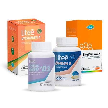 Kit de Vitaminas - Litee