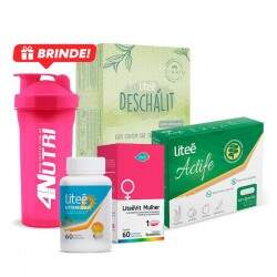 Kit Detox + Imunidade + Regulador Intestinal