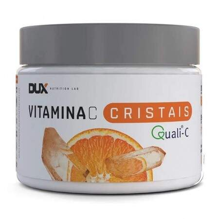 Vitamina C Cristais 200g - Dux Nutrition