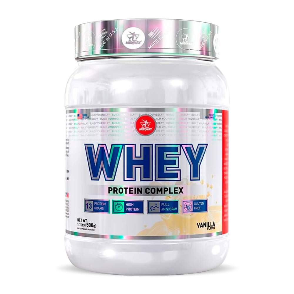 Whey Protein Complex 500g - Midway