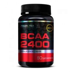 BCAA 2400 Monster 60 Tabletes - Probiótica