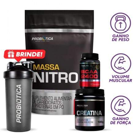 Kit Massa Monster + Brinde