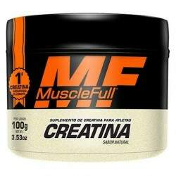 Creatina 100g Monohidratada - Muscle Full