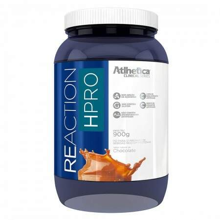 Reaction HPro 900g - Atlhetica Nutrition