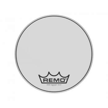 Pele P/ Bumbo Marcial 14 Pol Emperor Smooth White Bb-1214-mp Remo