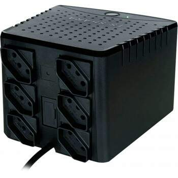 Estabilizador 1000VA POWEREST ABS Mono 115V Preto TS SHARA