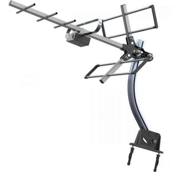 Kit Antena Digital UHF PROHD1110/02 PROELETRONIC