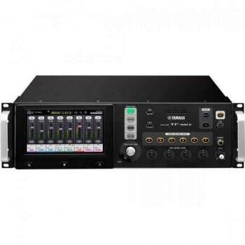 Mixer Digital TF-RACK Preta YAMAHA