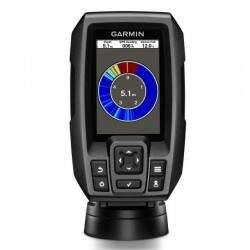 GPS e Sonar Fishfinder Garmin STRIKER 4 CHIRP (c/ Transducer HD-ID)