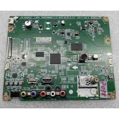 Placa Principal Eax67026901(1.0) Tv Led Lg 32lh515b ;7038