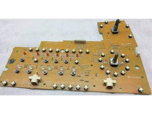 Placa Painel 8a-nf3-616-11 Micro System Aiwa Nsx-t76 : V3100
