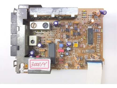 Placa Am Fm 1-659-431-11 System Sony Lbt-n555av : 300014