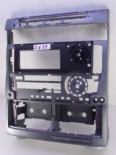 Painel Frontal System Aiwa Nsx-t969 : H5659