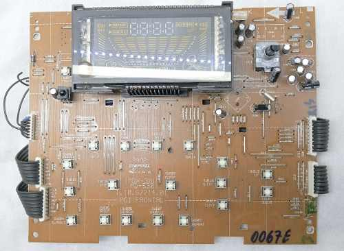 Placa 1.10.52214.01 Display Micro System Cce Md-x 30 : E0067