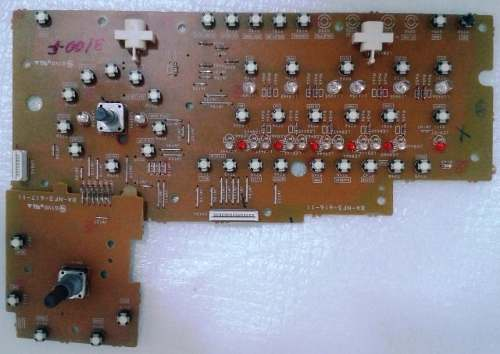 Placa Painel 8a-nf3-616-11 Micro System Aiwa Nsx-t76 : F3100