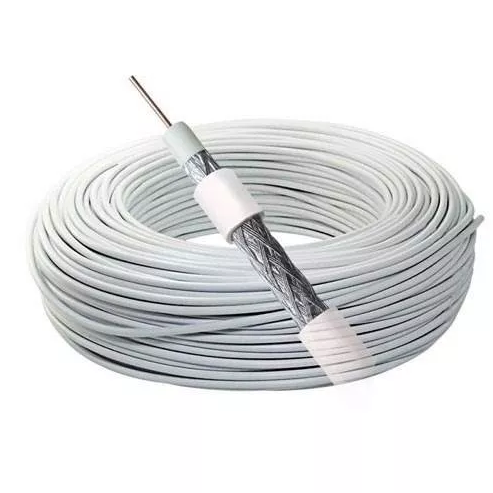 Cabo Coaxial Rg59 - 100m