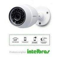 Câmera IP Mibo IC5 HD Wifi Externa Intelbras