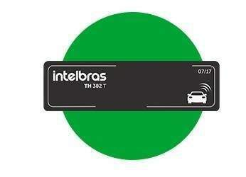 Etiqueta RFID UHF TH 382 T Intelbras