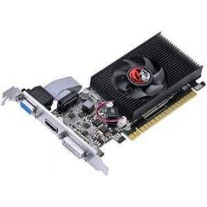 Placa de Video GPU G210 GB DDR3 64Bits