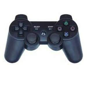 Controle p/ Play Station ID Wireless 3 em 1