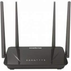 Roteador Wifi 5 com Portas Giga ACtion RC 1200 Intelbras