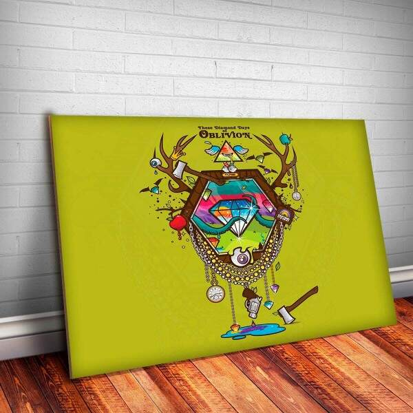Placa Decorativa Pop Art 10