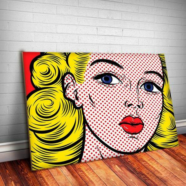 Placa Decorativa Pop Art 13