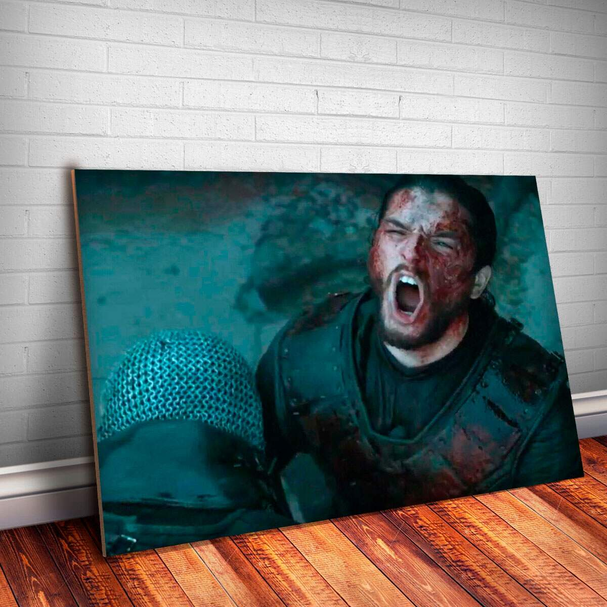 Placa decorativa Game Of Thrones 12 - Jon Snow