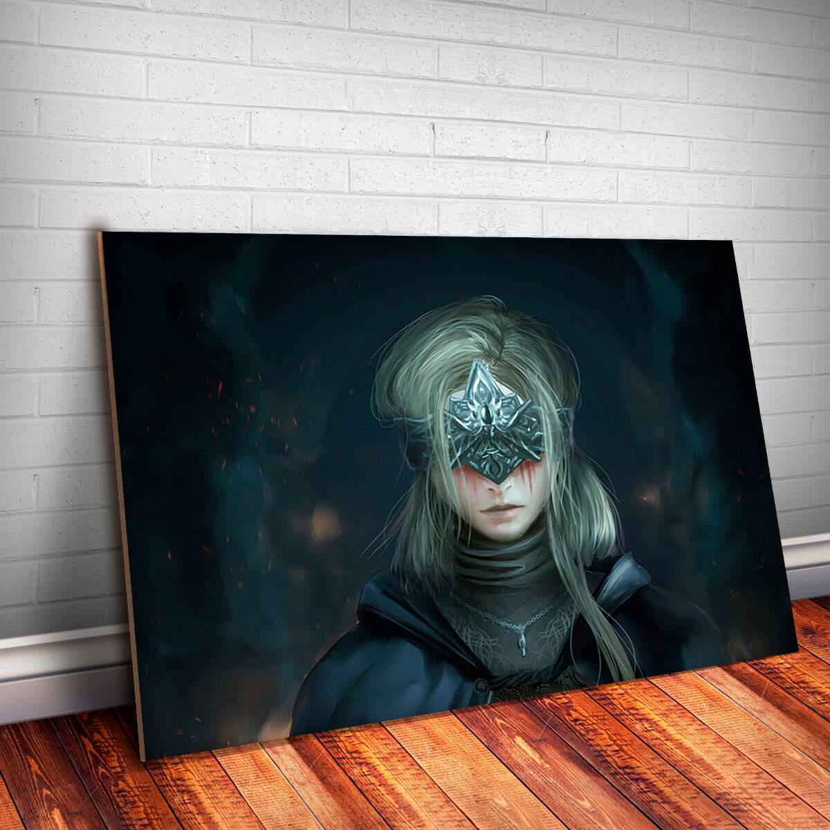 Placa Decorativa Dark Souls 27