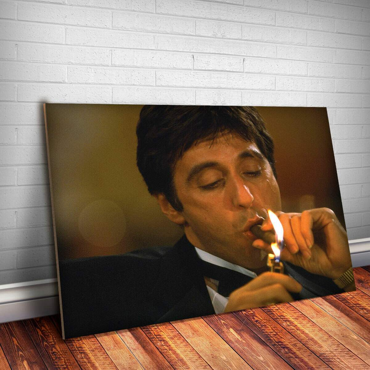 Placa Decorativa Scarface 3