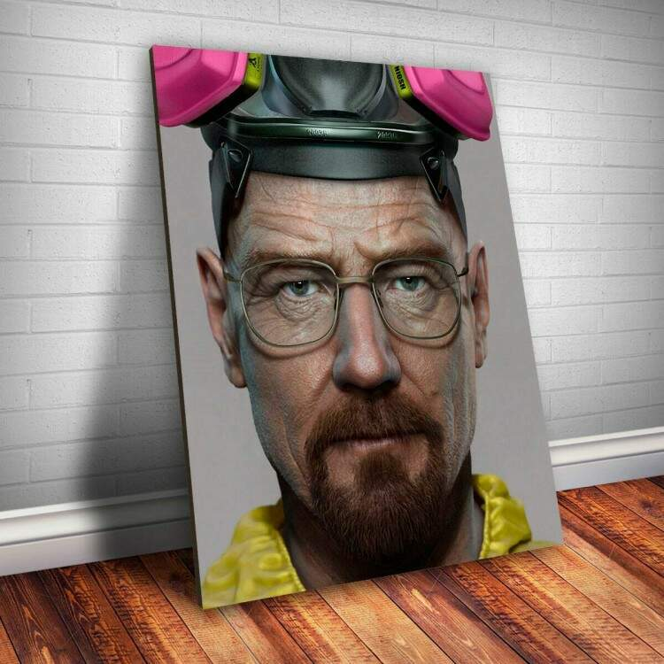 Placa Decorativa Breaking Bad 26