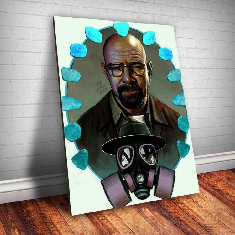 Placa Decorativa Breaking Bad 32