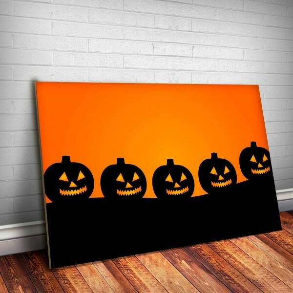 Placa Decorativa Halloween 1