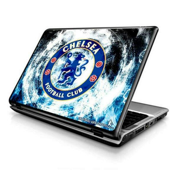 Adesivo para Notebook times 4 chelsea