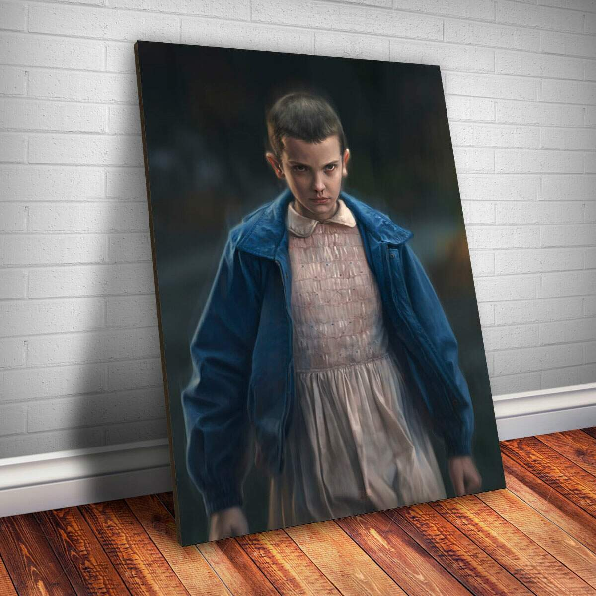 Placa Decorativa Stranger Things 9