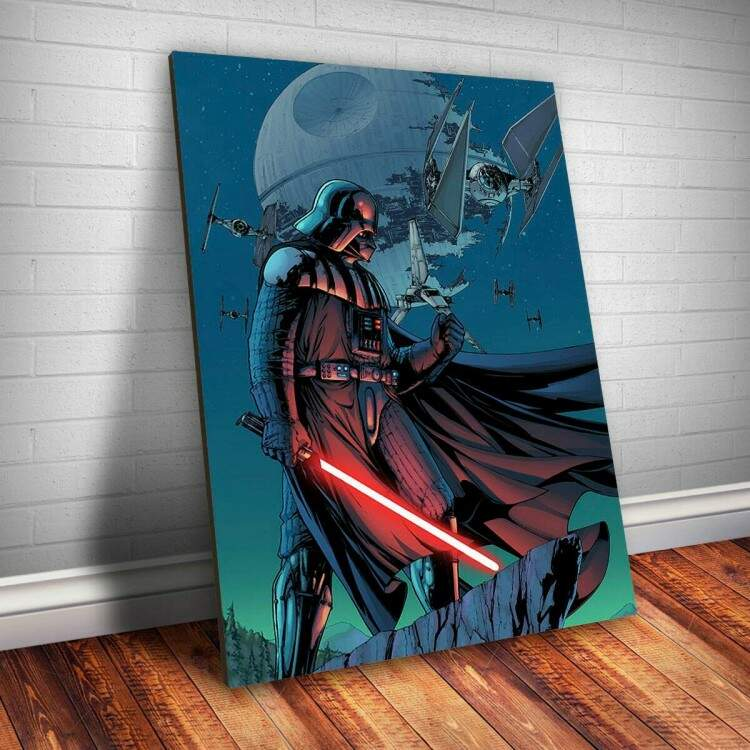 Placa Decorativa Star Wars 79