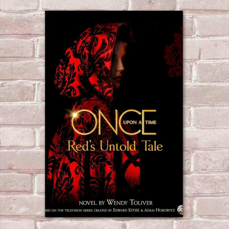 Placa Decorativa Once Upon a Time 01