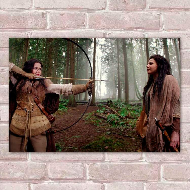 Placa Decorativa Once Upon a Time 07