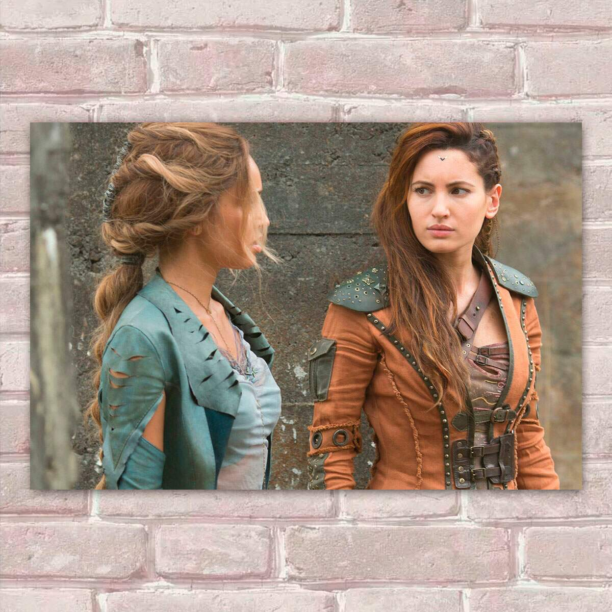Placa Decorativa The Shannara Chronicles 04