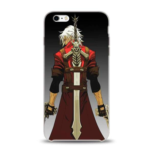 Capa para Celular Devil May Cry 02