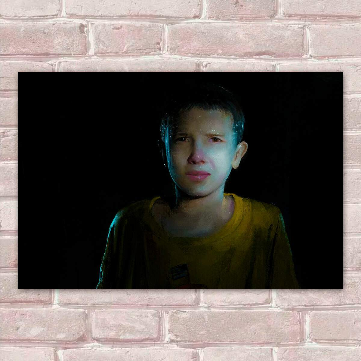 Placa Decorativa Stranger Things 37