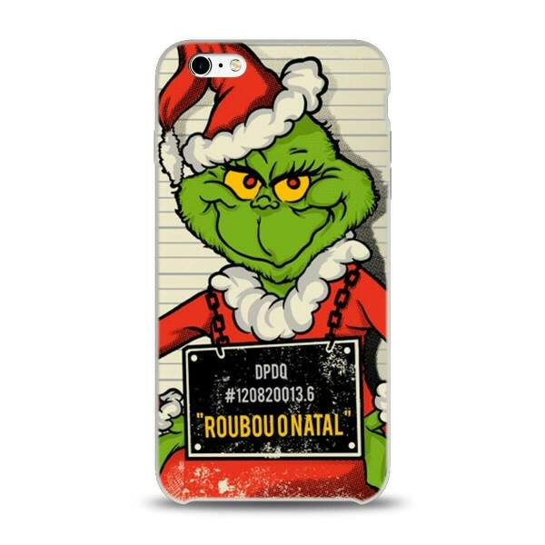 Capa para Celular The Grinch