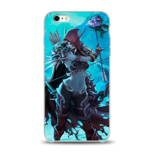 Capa para Celular Games World of Warcraft