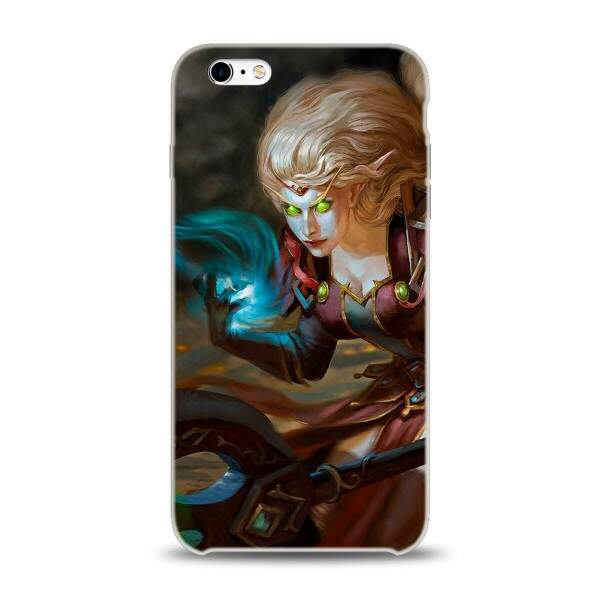 Capa para Celular Games World of Warcraft 7