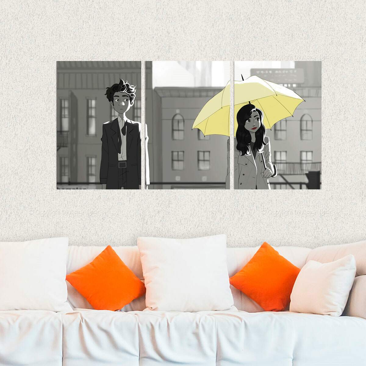 Kit 3 Placas Decorativas How I Met Your Mother 12