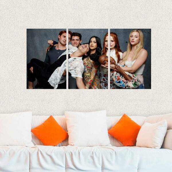 Kit 3 Placas Decorativas Riverdale 4