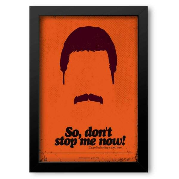 Quadro Decorativo Bandas Freddie Mercury 4